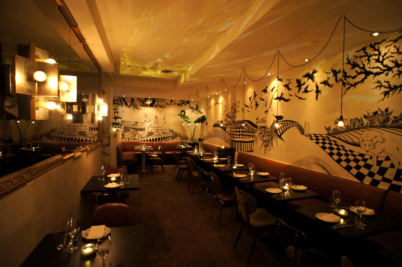 Amazing Brazilian Restaurant Without Walls BAR 22 Someonetoldus